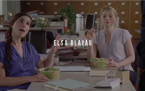 ELSA BLAYAU